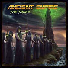 ANCIENT EMPIRE - The tower CD Stormspell Records NEW ALBUM
