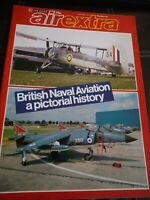 Air Extra Vintage Magazine British Naval Aviation Pictorial History