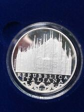 Italy 10 Italia Italy Cathedral Of Milan Proof FS
