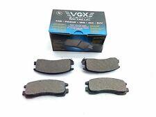 VGX Metallic disc brake pad set MF508