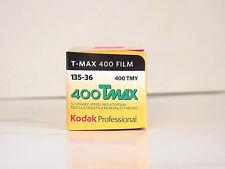 KODAK T-MAX PROF. 400 B&W 35mm film, 5- 36 exp. rolls