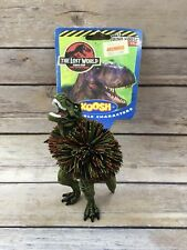 New The Lost World Jurassic Park Dino Koosh T-Rex Dinosaur Tyrannosaurus Rex