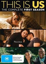 THIS IS US : Season 1 : NEW DVD