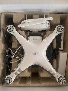 DJI PHANTOM 3 ADVANCED GPS DRONE