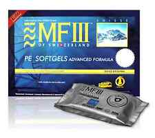MFIII OF SWITZERLAND SHEEP PLACENTA SOFTGEL PE ADVANCED FORMULA - 2 Boxes