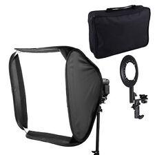"""80 x 80cm 32"""" Soft Box photography for Flash Speedlite YN560II 580EXII 430EX 460"""
