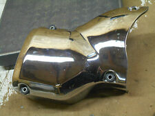 suzuki vs1400 intruder 1400 left engine chrome cover case s83 95 96 97 98 99