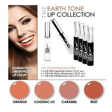 LIP INK Organic  Smearproof Lip Kit - Earth Tone Collection