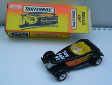 Matchbox - Superfast - Plymouth Prowler  - Toy Fair 1997  - OVP  -