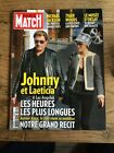 Paris Match du 17 Decembre 2009 Johnny et Laeticia HALLIDAY / Mickael JACKSON