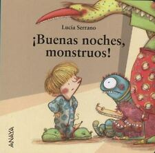 Buenas noches, monstruos! / Good night, monsters! (Spanish Edition)-ExLibrary