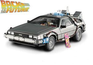 1:18 Scale Back to the Future Delorean – Time Machine with Mr.Fusion