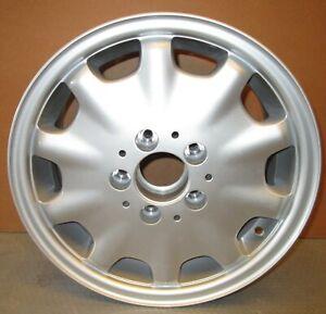 Mercedes-Benz 10-hole Alloy Wheel 7Jx15H2 ET37 for W210 / W202 (A2104010102)