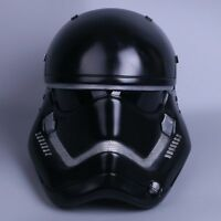 Star Wars 9 Helmet Cosplay The Force Awakens Stormtrooper Helmet Black Mask Gift