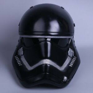Star Wars 9 Helmet Cosplay The Force Awakens Stormtrooper Helmet Black Mask Gift