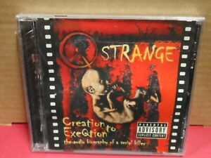 Q Strange - Creation to Exeqtion CD BRAND NEW Detroit HORRORCORE RAP