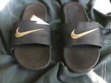 Nike sandals Size 9 Blue