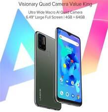 4G Global Version 6.5'' Full Screen 4GB 64GB Quad Camera Octa-Core A7 Smartphone