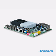 New computer hardware wintel itx mini motherboard dual core 3215U Board Dual Lan