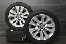 Original BMW 5er e60 e61 Jantes en Alliage Pneu D'Été 225 50 r17 94Y et 20