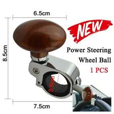 Auto Car Power Steering Wheel Ball Suicide Spinner Handle Knob Turning Booster