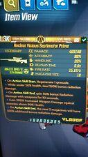 Borderlands 3 - (ps4) Septimator Prime (x5 all pack ) (S.J Mods)(lvl 65)(Dlc 4)