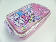 NEW!! Little Twin Stars KiKi & LaLa Lunch Box MADE IN JAPAN 450ml FREE SHIPPING