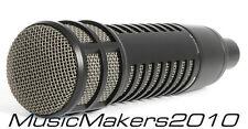 ELECTRO-VOICE RE320 DYNAMIC STUDIO MIC EV RE-320 - Sounds Amazing! - Fast Ship!