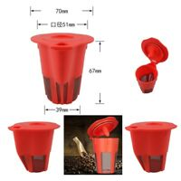 Reusable Disposable Coffee Filter Cup for Keurig 2.0 and K
