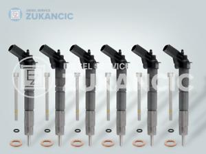 6 x Injektor Mercedes Benz V6 OM642 A6420701387 A6420700587 0445115064 CDI