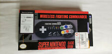 Nintendo SNES Classic Edition Wireless Controller - HORI Fighting Commander
