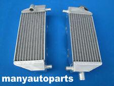 Aluminum Radiator for Kawasaki KX125 KX250 1994-2002 1995 1996 1997 1998 98 99
