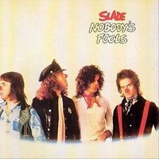 Slade CD Nobody's Fools (1992, Universal / Polygram) Original Issue VG