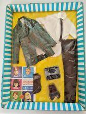 1964 1965 1416 College Student Ken Allan clothing Vintage Mattel Unopened