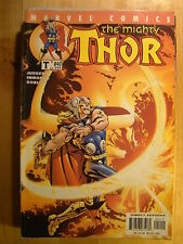 The Mighty Thor No 40 2001 Marvel Comic Book