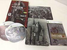 GEARS OF WAR 2 Edicion de Coleccionista .Pal España..Paypal . Envio Certificado