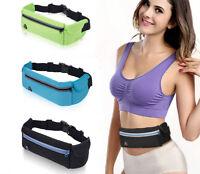 Women's Sport Bag Mobile Waist Pack Phone Pouch Belt Bags Running Hiking Wallet