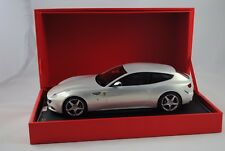 1:18 MR Colección Modelos Ferrari FF PLATA METALIZADO LIMITADO 020/199 RAREZA§