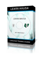 Learn Hausa Language Training Course Cd - Mp3 Audio + Texts