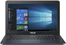 ASUS VivoBook E402 14 Inch AMD E2 4gb 128gb Laptop - Navy