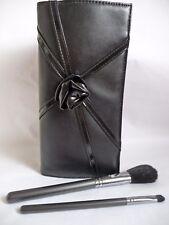LANCOME Makeup Brush Duo With Bag Ben de Lisi Design Blusher Eye Shadow Brush