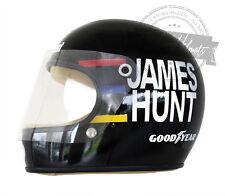 James Hunt 1976 Season Formula 1 F1 Replica Helmet Scale 1:1 Helm Casque