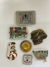 Refrigerator Kitchen Magnets New Hampshire USA set of 7 attractions places