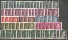 Deutsches Reich vanaf 781 postfris MNH  c.w.  €  34,30