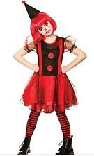 Déguisements rouges en 8 ans pour fille