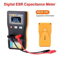 Mesr 100 Professional Esr Capacitance Meter Circuit Capacitor Tester Meter