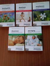 Homöopathie/ Abnehmen /Heilpflanzen/Akupressur /Anti-Aging fast neu Buch Gesund