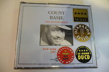 THE QUINTESSENCE - NEW YORK - CHICAGO (1937-1941) - COUNT BASIE COFFRET 2CD.