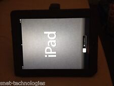 Apple IPAD 1st Gen 64gb, Wi-Fi + 3g SENZA SIM 9.7in - Nero, Grado A REFURB