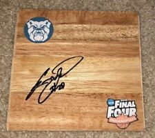 GORDON HAYWARD SIGNED 6X6 PARQUET FLOORBOARD BUTLER BOSTON CELTICS BASKETBALL